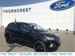 Used 2017 Ford Escape Titanium for sale in Etobicoke, ON