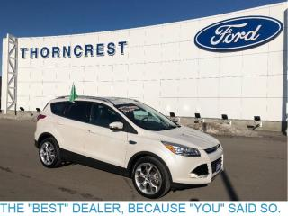 Used 2015 Ford Escape Titanium-TOOO many Options for sale in Etobicoke, ON