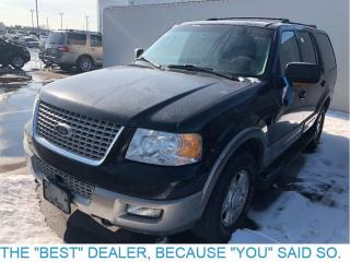 Used 2003 Ford Expedition Eddie Bauer-Not a Mistake for sale in Etobicoke, ON