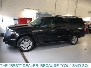 Used 2011 Ford Expedition Max Limited for sale in Etobicoke, ON