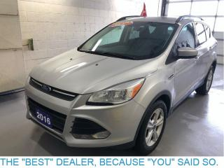 Used 2016 Ford Escape SE-Ecoboost-Navigation for sale in Etobicoke, ON