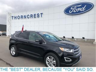 Used 2016 Ford Edge SEL-AWD-touring Package ! for sale in Etobicoke, ON