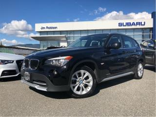Used 2012 BMW X1  Navigation xDrive28i (A8) for sale in Port Coquitlam, BC