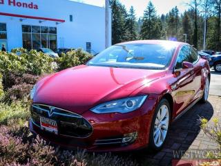 Used 2014 Tesla Model S P85 PERFORMANCE PACKAGE + for sale in Port Moody, BC