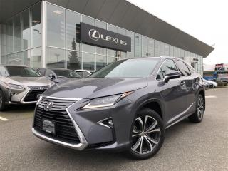 Used 2016 Lexus RX 350 8A for sale in Surrey, BC