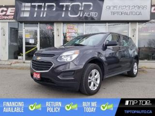 Used 2016 Chevrolet Equinox LS ** Backup Cam, Bluetooth, Fuel Efficient ** for sale in Bowmanville, ON