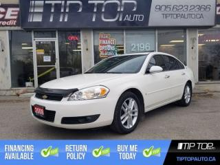 Used 2008 Chevrolet Impala LTZ ** Brand New Tires, Remote Start, Sunroof ** for sale in Bowmanville, ON