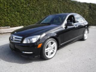 Used 2011 Mercedes-Benz C-Class C350 Sport Sedan 4-MATIC for sale in Burnaby, BC
