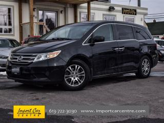 Used 2011 Honda Odyssey EX-L 8 PASS LEATHER ROOF DVD for sale in Ottawa, ON