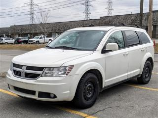 Used 2010 Dodge Journey SXT, SUNROOF, KEYLESS ENTRY, CLIMATE CONTROL for sale in North York, ON