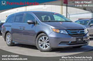Used 2014 Honda Odyssey EX | HEATED SEATS | REAR-VIEW CAMERA for sale in Scarborough, ON