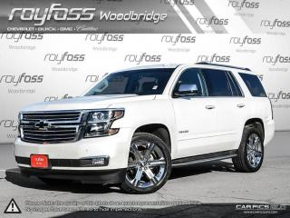 Used 2017 Chevrolet Tahoe Premier LEATHER, NAV, ROOF, DVD for sale in Woodbridge, ON
