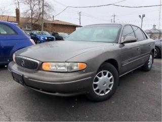 Used 2002 Buick Century Custom SELLING AS IS!!!!! for sale in St Catharines, ON