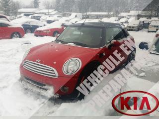 Used 2011 MINI Cooper CONVERTIBLE Convertible Mags for sale in Sherbrooke, QC