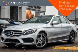 Used 2017 Mercedes-Benz C-Class C 300 4Matic|Sport,Premium & Premium+Pkgs,BlindSpot for sale in Thornhill, ON
