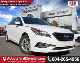Used 2015 Hyundai Sonata GLS *ACCIDENT FREE* *LOCALLY DRIVEN* for sale in Abbotsford, BC
