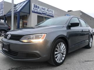 Used 2012 Volkswagen Jetta 2.0L Trendline HEATED SEATS ALLOYS CERTIFIED for sale in Concord, ON