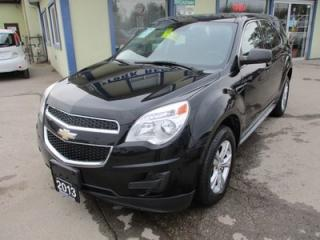 Used 2013 Chevrolet Equinox POWER EQUIPPED LS EDITION 5 PASSENGER 2.4L - ECO-TEC.. AWD.. ECO-BOOST.. CD/AUX/USB INPUT.. KEYLESS ENTRY.. for sale in Bradford, ON