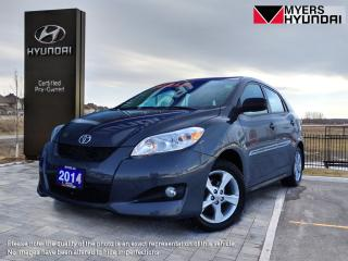 Used 2014 Toyota Matrix L 4-Speed AT for sale in Nepean, ON
