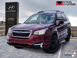 Used 2017 Subaru Forester 2.5i Limited for sale in Nepean, ON