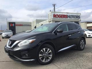 Used 2015 Nissan Murano SL AWD - NAVI - 360 CAMERA - PANO ROOF for sale in Oakville, ON