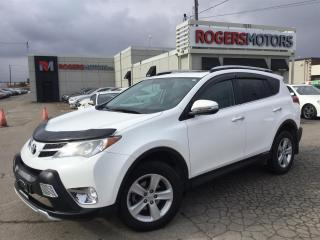 Used 2013 Toyota RAV4 XLE AWD - SUNROOF - HTD SEATS - BLUETOOTH for sale in Oakville, ON