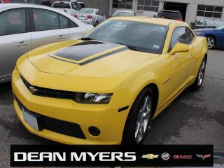 Used 2015 Chevrolet Camaro LT for sale in North York, ON