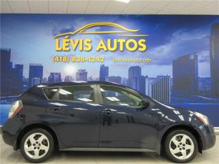 Used 2010 Pontiac Vibe for sale in Levis, QC