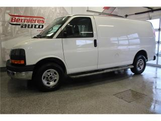 Used 2016 GMC Savana 3/4 De Tonne for sale in Saint-nicolas, QC