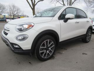 Used 2016 Fiat 500 X Trekking Plus for sale in Dollard-des-Ormeaux, QC