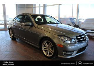 Used 2014 Mercedes-Benz C-Class C300 Awd, T.ouvrant for sale in Quebec, QC