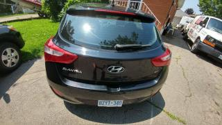 Used 2011 Hyundai Elantra GT b lack for sale in Grimsby, ON