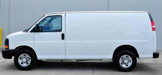Used 2016 Chevrolet Express 2500,cargo,bas millage,stabilitrack for sale in Drummondville, QC