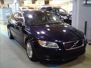 Used 2009 Volvo S80 T6,turbo,awd,full for sale in Drummondville, QC