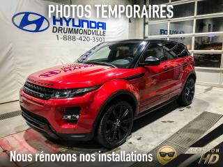 Used 2014 Land Rover Evoque DYNAMIC + BLACK EDITION + PANO + NAVI + for sale in Drummondville, QC
