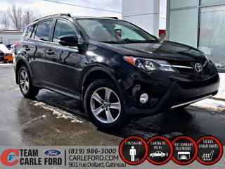 Used 2015 Toyota RAV4 Toyota RAV4 XLE 2015 AWD, NAVIGATION, TO for sale in Gatineau, QC