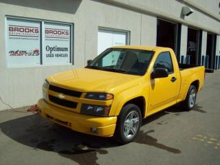 Used 2006 Chevrolet Colorado ZQ8 LS Regular Cab for sale in Brooks, AB