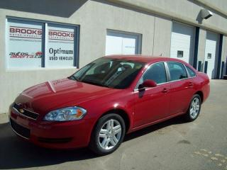 Used 2008 Chevrolet Impala LT for sale in Brooks, AB