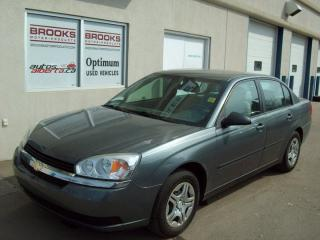 Used 2005 Chevrolet Malibu LS for sale in Brooks, AB