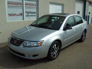 Used 2005 Saturn Ion Sedan ION.3 Uplevel 4AT for sale in Brooks, AB