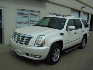 Used 2007 Cadillac Escalade AWD for sale in Brooks, AB