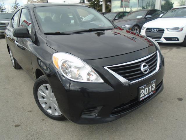 2013 Nissan Versa SV NO ACCIDENTS PL PM PW SAFETY & E-TEST INC