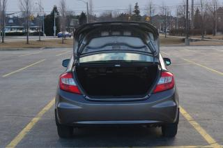 Used 2012 Honda Civic LX for sale in Markham, ON