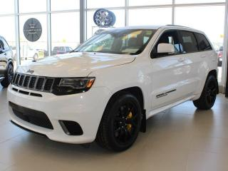 New 2018 Jeep Grand Cherokee Trackhawk for sale in Peace River, AB