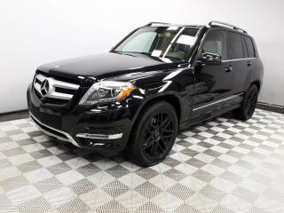 Used 2015 Mercedes-Benz GLK-Class DIESEL | Towing PKG | Heated Seats | NAV for sale in Edmonton, AB