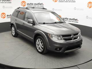 Used 2012 Dodge Journey SXT for sale in Red Deer, AB