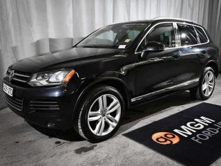 Used 2012 Volkswagen Touareg 3.6L Highline 4dr All-wheel Drive 4MOTION for sale in Red Deer, AB