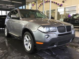 Used 2010 BMW X3 xDrive30i, AWD, PANORAMIC SUNROOF for sale in Edmonton, AB