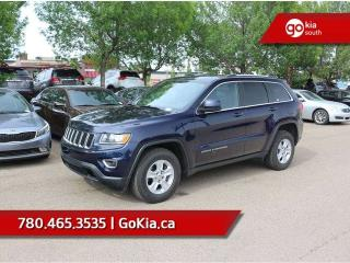 Used 2015 Jeep Grand Cherokee Laredo, LEATHER, AWD, A/C, BLUETOOTH, SXM, ALLOY RIMS for sale in Edmonton, AB