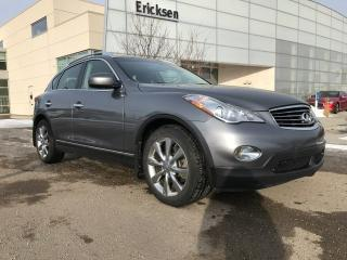 Used 2012 Infiniti EX35 Luxury for sale in Edmonton, AB